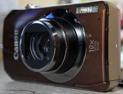 Product Image - Canon  PowerShot SD4500 IS