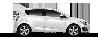 Product Image - 2013 Chevrolet Sonic Hatchback LTZ Manual