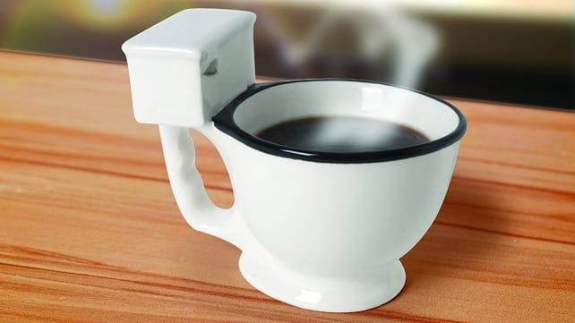 Ideas in Life Toilet Bowl Mug