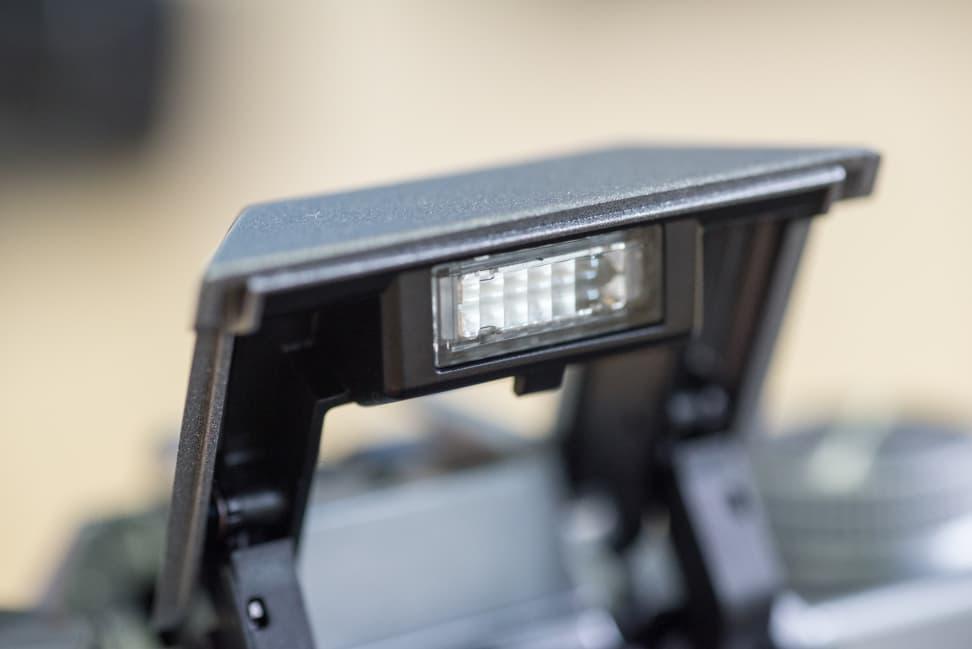 FujiFilm X-T10 Flash