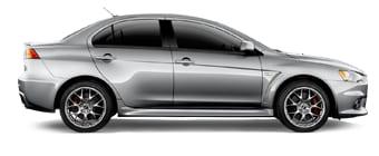 Product Image - 2013 Mitsubishi Lancer Evolution MR