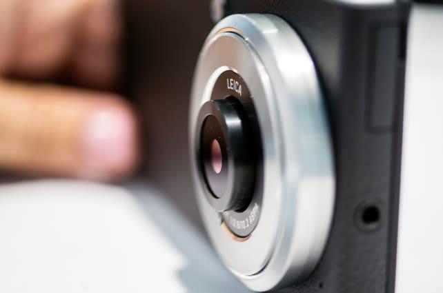 CM1 Lens From Side