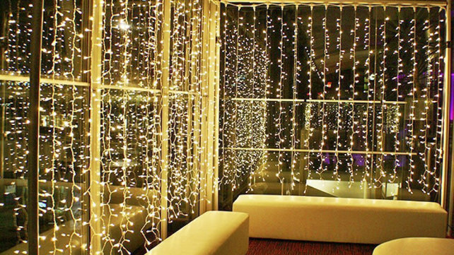 Kohree String Light Curtain