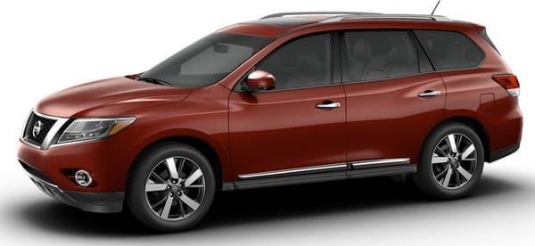Product Image - 2013 Nissan Pathfinder S