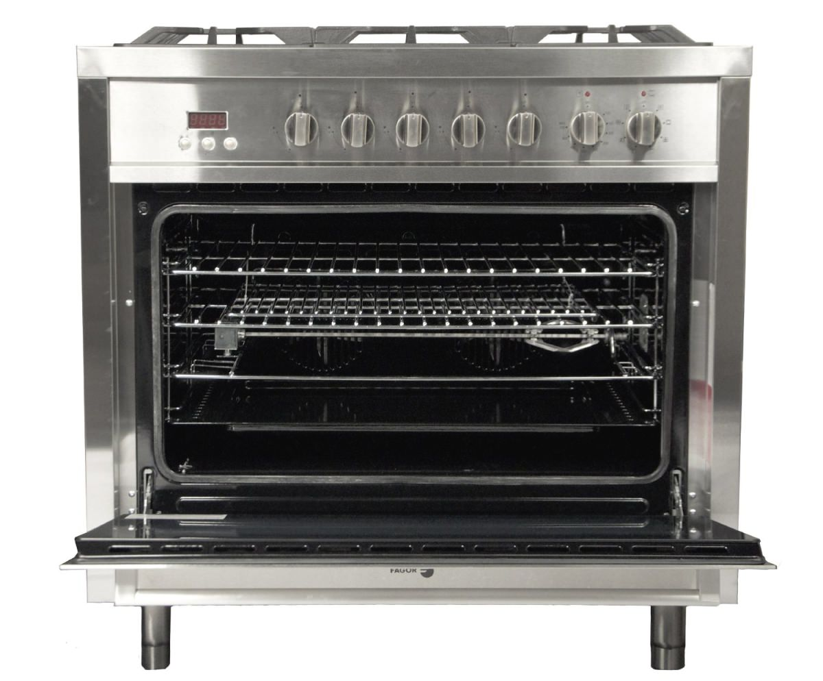 Built In Gas Ovens Part - 32: The RFA-365 And RFA-244 Both Feature True Convection Cooking And A Built In  Rotisserie.