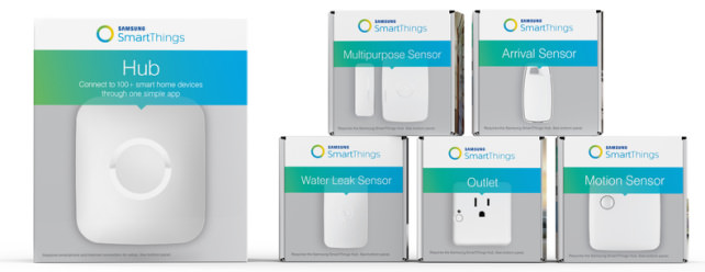 The New SmartThings Lineup