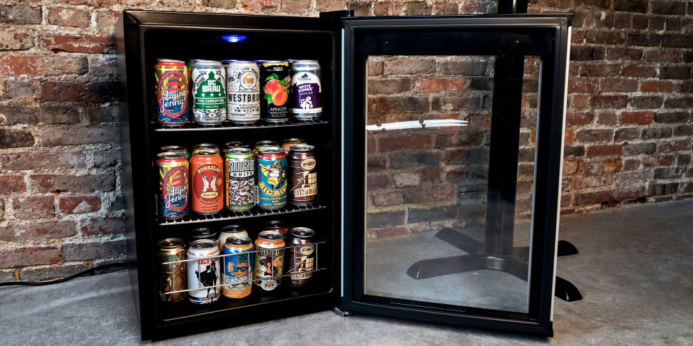 Best Beer Fridges Of 2018 Reviewed Com Refrigerators