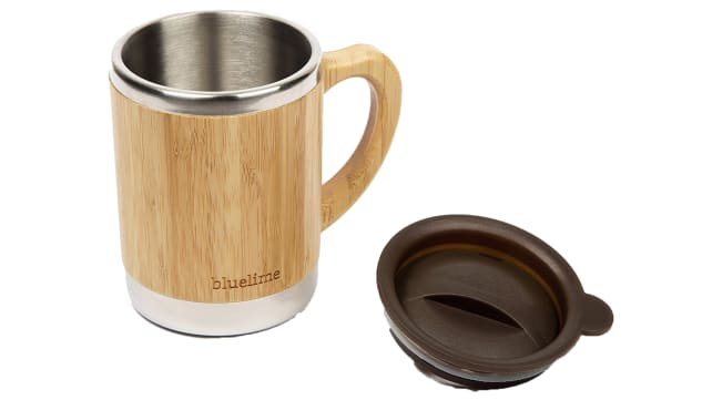 Bluelime Bamboo Mug