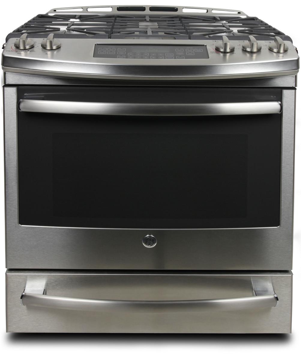 general electric profile stove manual