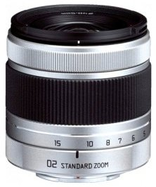 Product Image - Pentax 02 Standard Zoom 5-15mm f/2.8-4.5