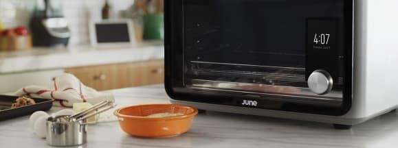 June intelligent oven hero