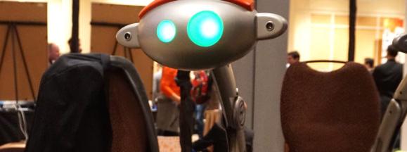 Budgee robot hero