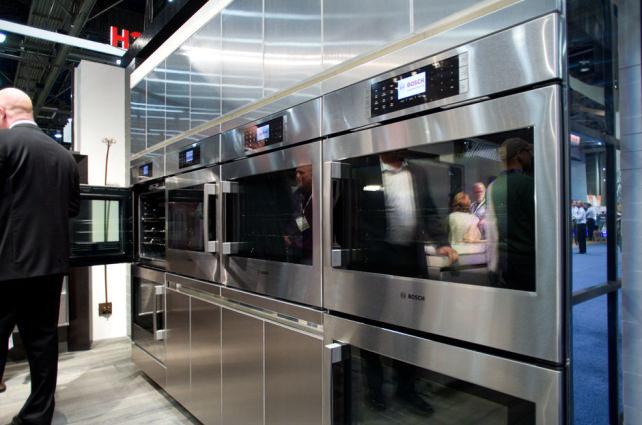 Benchmark wall ovens