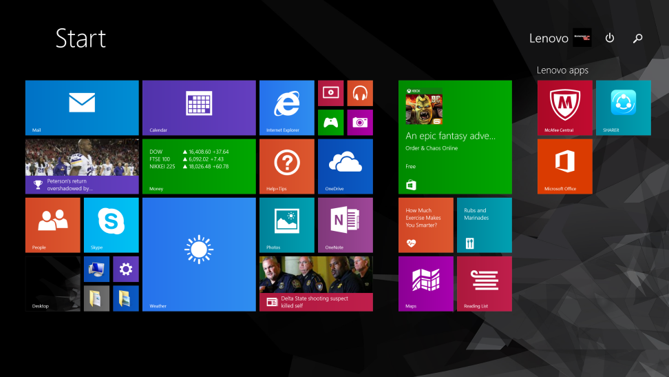 LaVie Z 360 - Windows 8.1
