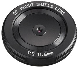Product Image - Pentax 07 Mount Shield 11.5mm f/9