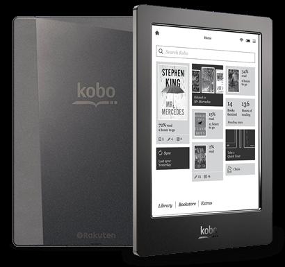 Product Image - Kobo Aura H20