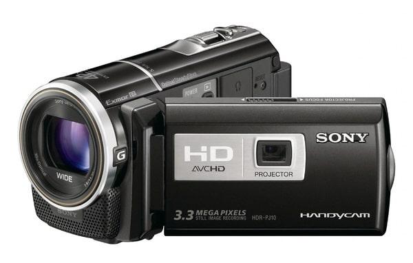 Product Image - Sony Handycam HDR-PJ10