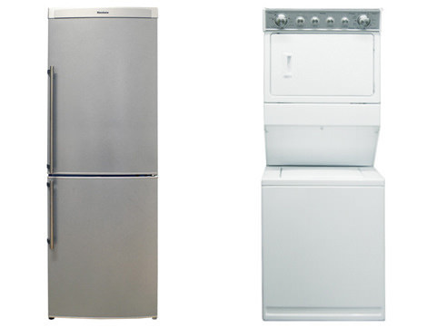 Awesome Appliances for Small Apartments - Reviewed.com Laundry