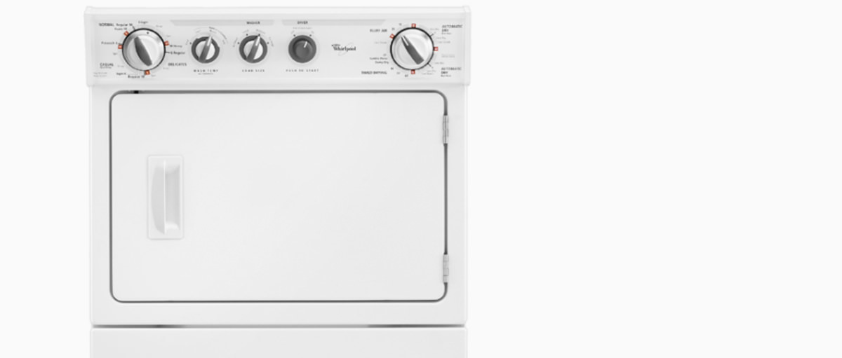 Whirlpool Wet3300xq Washer Review Reviewed Com Laundry