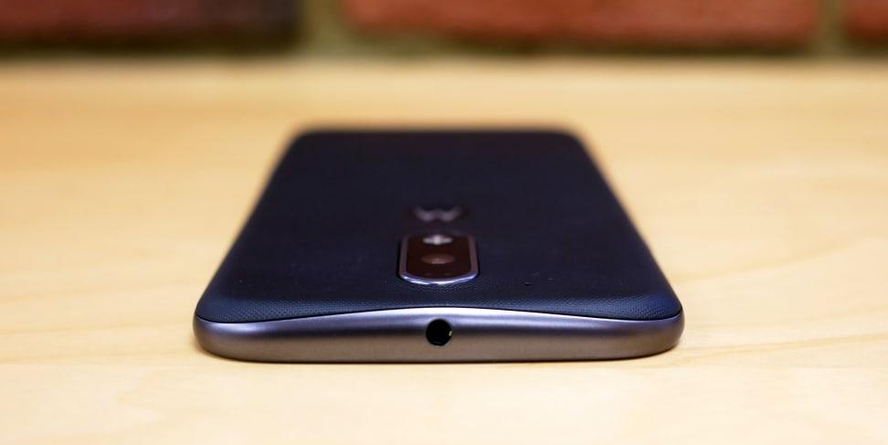 Motorola Moto G4 Plus Headphone Jack