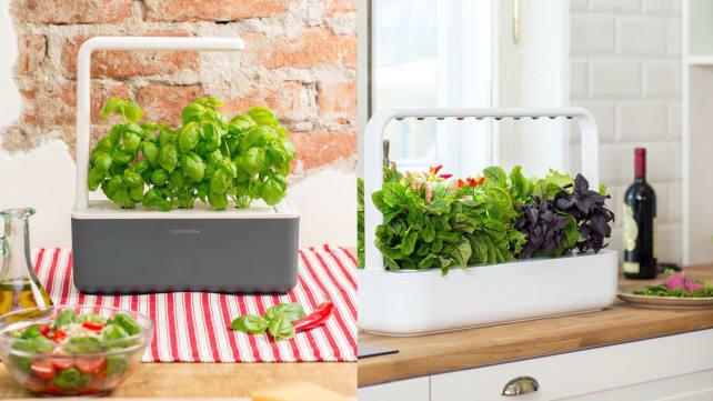Click & Grow Smart Garden Planters