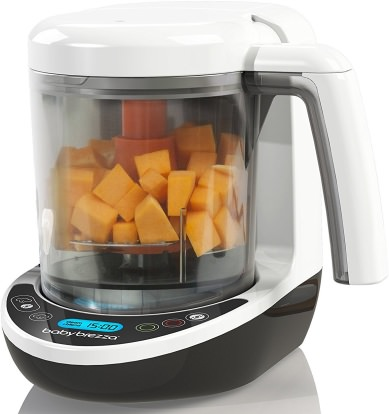 Product Image - Baby Brezza One Step Baby Food Maker Complete
