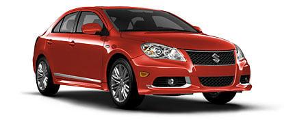 Product Image - 2012 Suzuki Kizashi Sport SLS