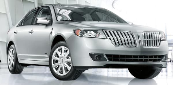 Product Image - 2012 Lincoln MKZ