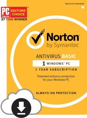 Product Image - Norton Antivirus Basic