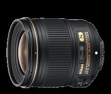 Product Image - Nikon AF-S Nikkor 28mm f/1.8G