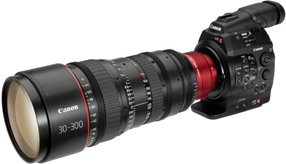 Product Image - Canon EOS C300 PL