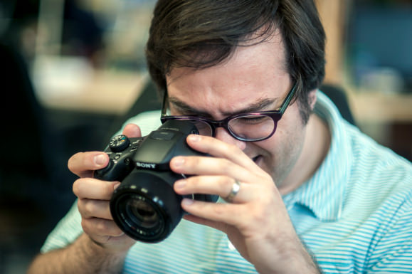 Point and Shoot Photographer