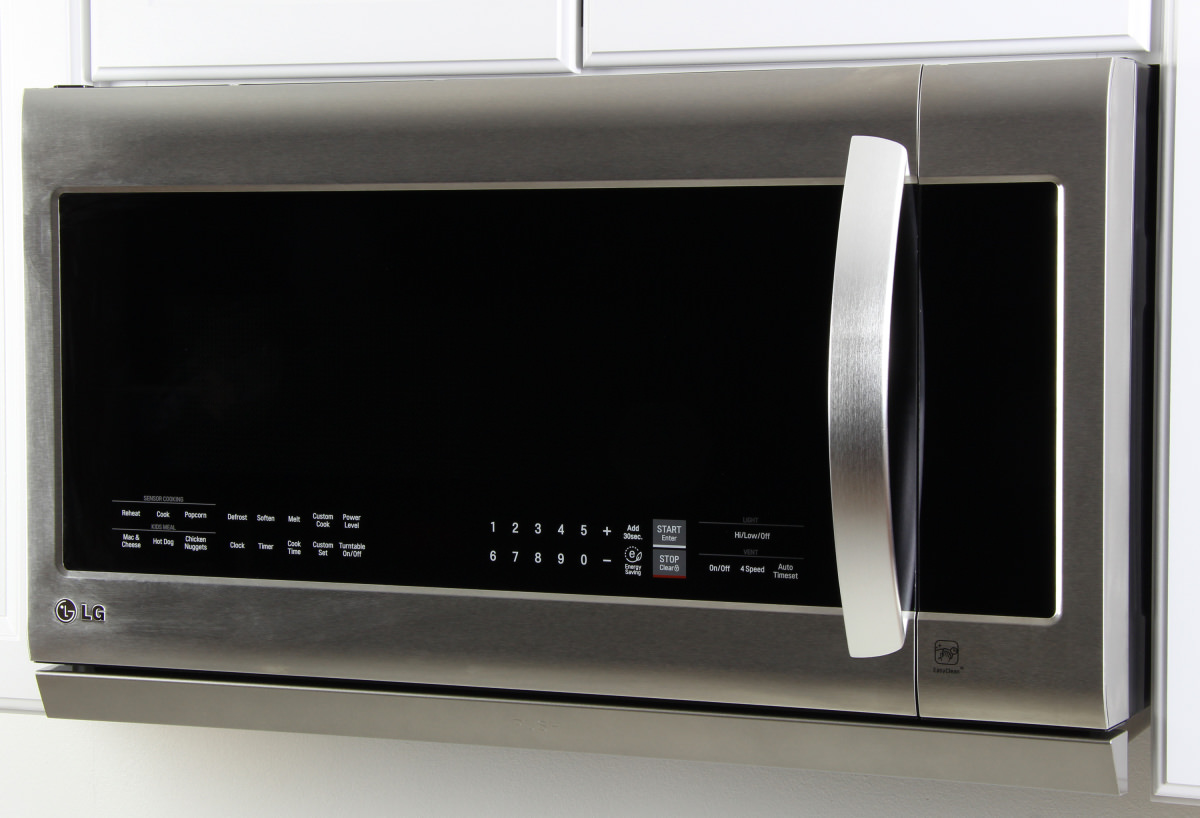 Lg Lmhm2237st Over The Range Microwave Review Reviewed