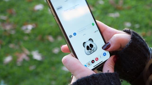 Apple iPhone iMessage