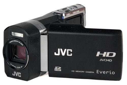 Product Image - JVC Everio GZ-X900