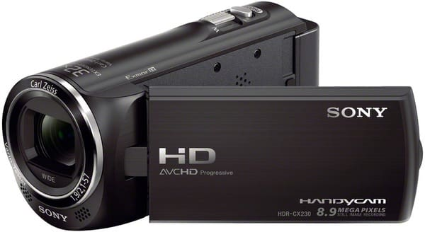 Product Image - Sony  Handycam HDR-CX230
