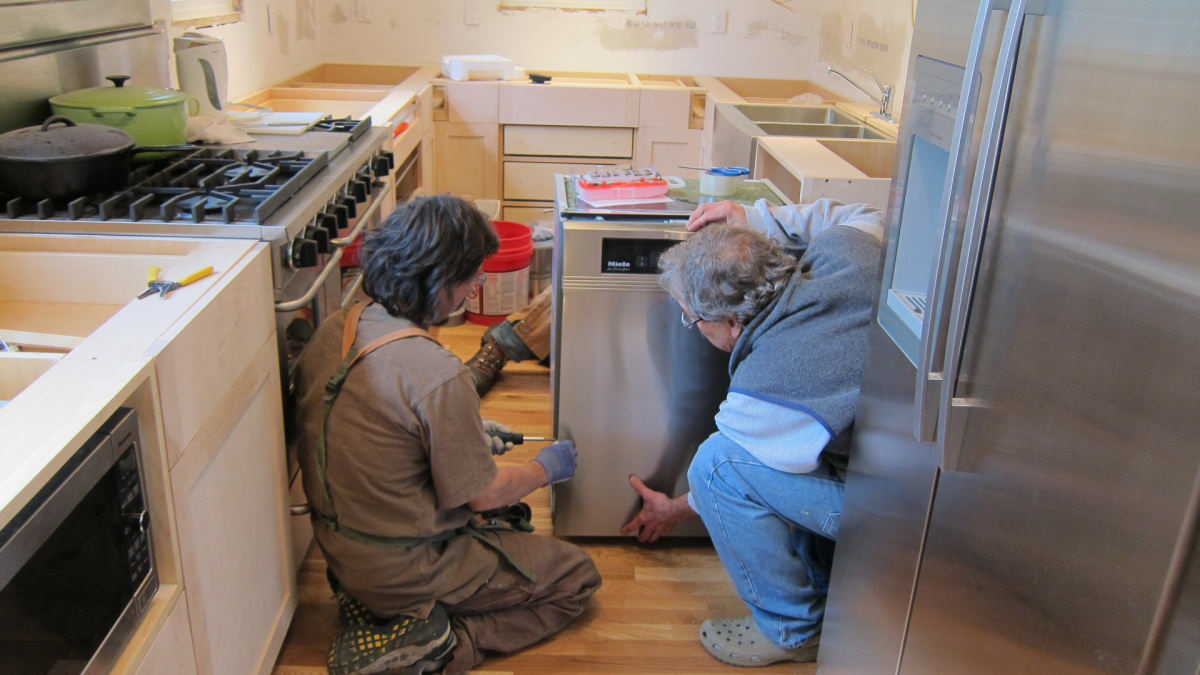 Dishwasher Purchase And Installation Man Waits 14 Months For Sears To Finish Dishwasher Installation