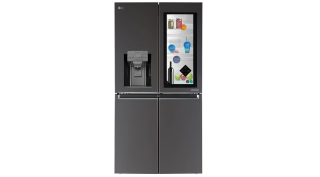 LG Refrigerator with InstaView ThinQ