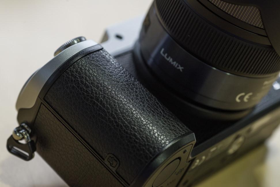 Panasonic GX8 Grip