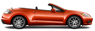 Product Image - 2012 Mitsubishi Eclipse Spyder GS Sport