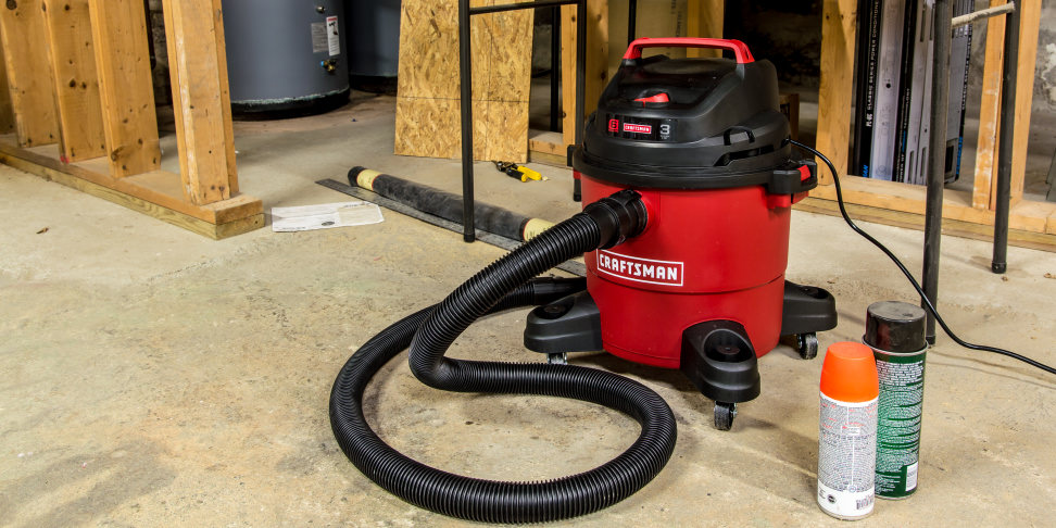 The Best Wet Dry Vacs And Shop Vacuums Of 2018 Reviewed