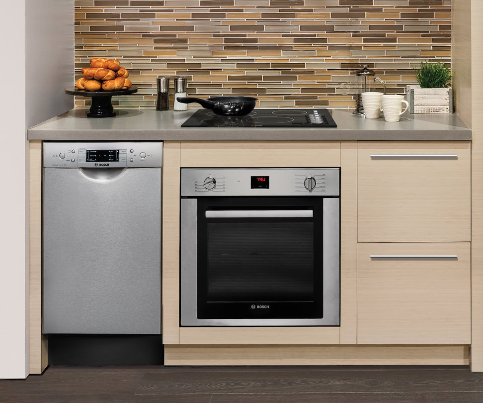 Bosch Kitchen: 4 High-end Appliances For Small, Luxurious Kitchens