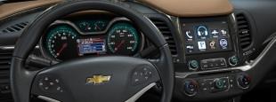 Chevrolet impala home hero