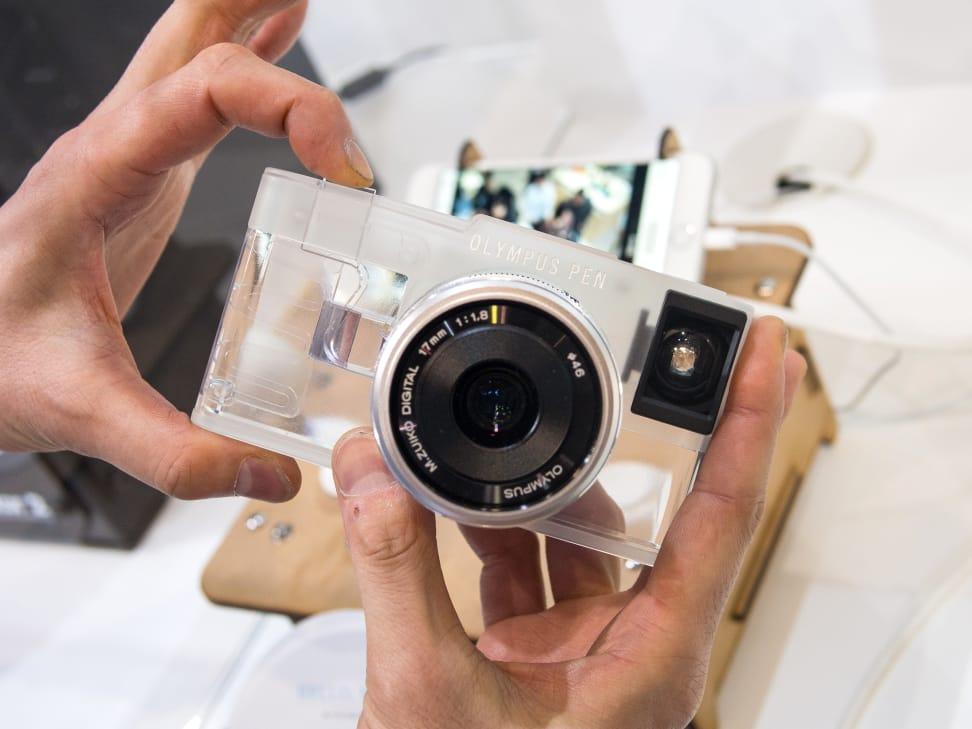 """Olympus Air """"Camera"""" Case"""