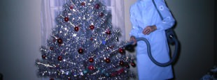Christmas tree hero