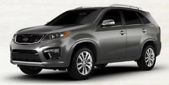 Product Image - 2013 Kia Sorento EX V6 w/ Third Row Seating Package