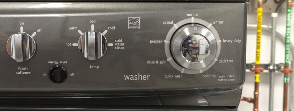 Washer Controls